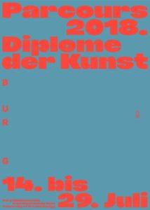 Diplom Parcours 2018